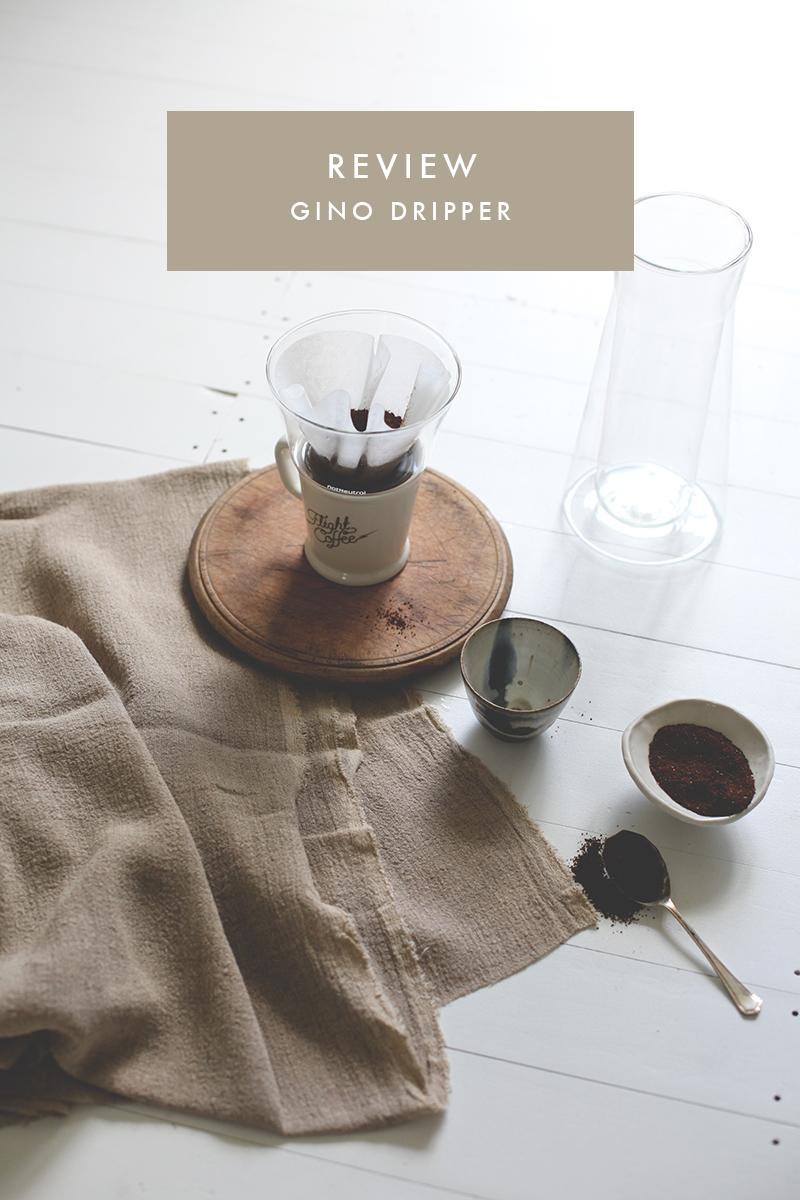 Gino Dripper TITLE blackbird